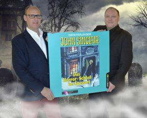 Michael Braun (links) und Marc Sieper (rechts) © Oliver Favre
