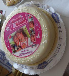 Hanni und Nanni Torte