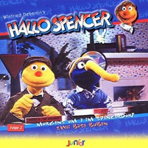 Hallo Spencer von Junior (Edel Records)