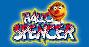 Hallo Spencer Logo & Schrift ab 1989