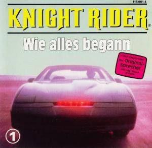 Knight Rider CD