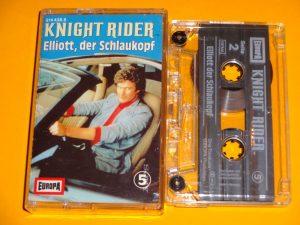 Knight Rider MC 5 Bildquelle: Hörspieloase