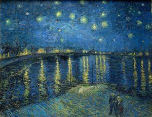Sankt Michaelis bei Nacht
